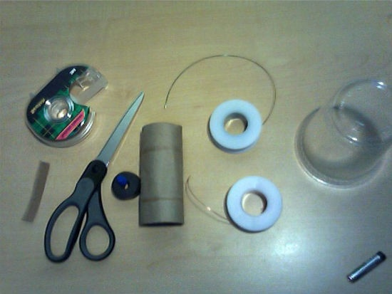 How To Build A Simple Electric Motor