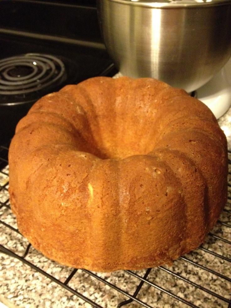 Easy peezy pound cake! | Food | Pinterest