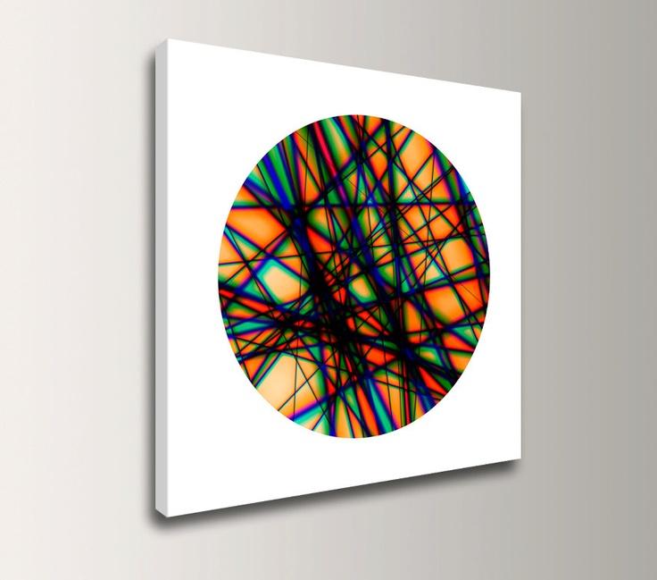 Geometric Art on Canvas
