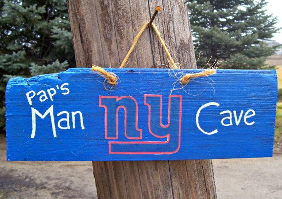 Personalized Nfl Man Cave Signs : Pinterest