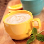 Fresh Mint-Infused Hot Cocoa   Chocolate Beverages   Pinterest