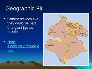 continental drift essay The earth is formed by plate tectonics continuously shifting causing a continental drift this theory is more accepted than when it was originally published due to.