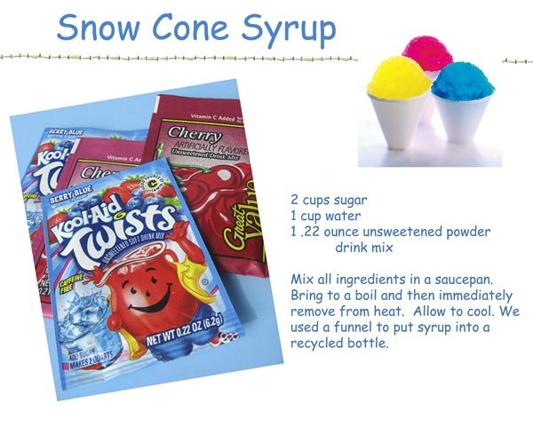snow cone syrup ii recipes dishmaps torani orange snow cone syrup
