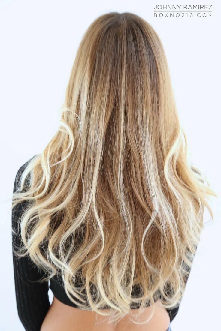 hair color by johnny ramirez | hair. | Pinterest