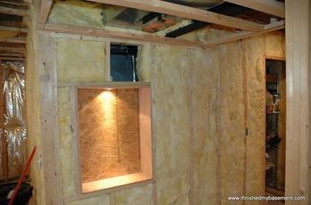 benefits of finishing your basement yourself