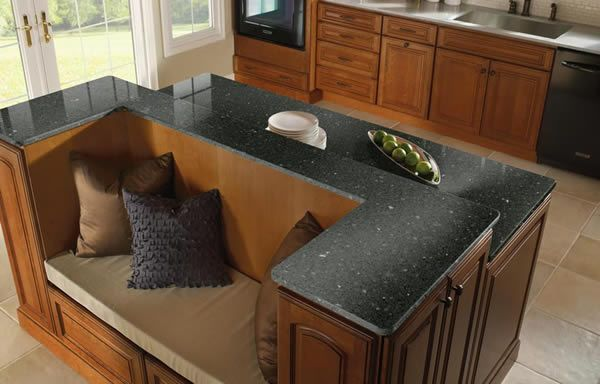 Choices for Kitchen Countertop Designs Home Decorating Pinterest