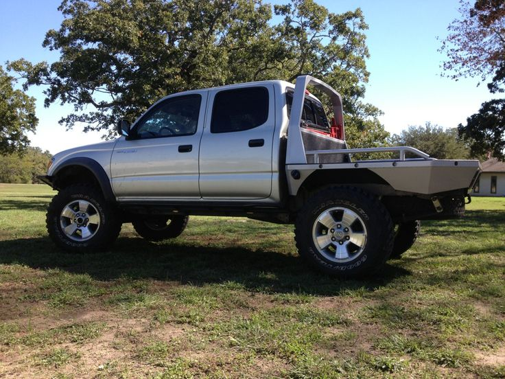 Flatbed Build Page 3 Tacoma Pinterest