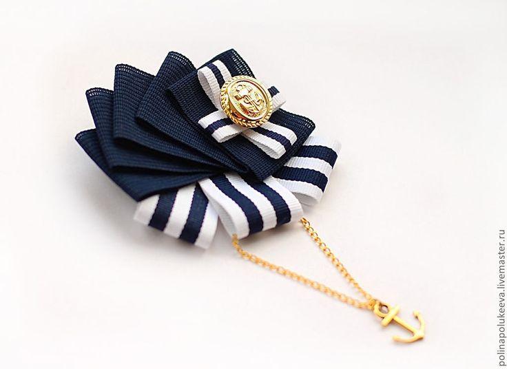 Морской галстук своими руками 29
