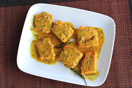 Salmon in a Bengali Mustard Sauce | Recipes & nutrition | Pinterest