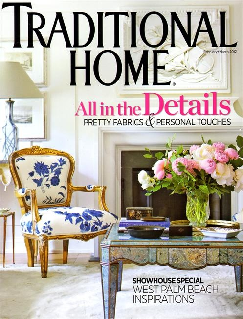 Traditional Home Magazine Only 3 Issue