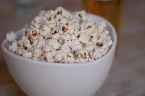 reach for healthy, high-fiber snacks like Truffle & Parmesan popcorn ...