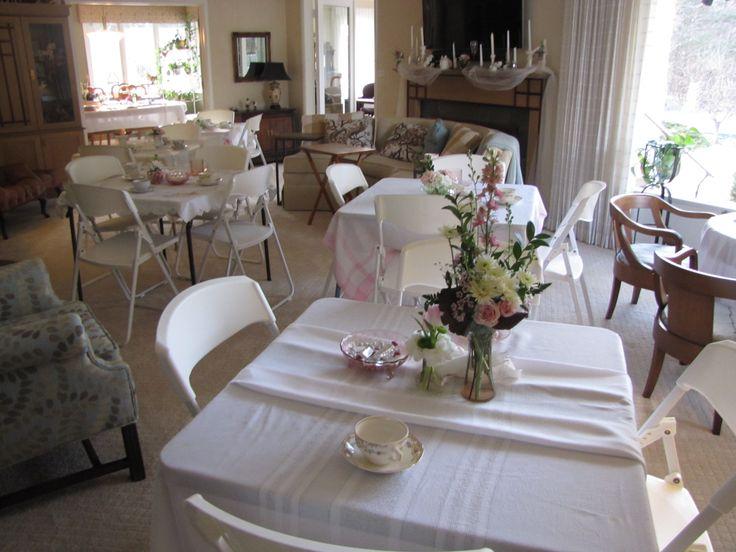 Bridal Shower Wedding Shower Ideas Pinterest
