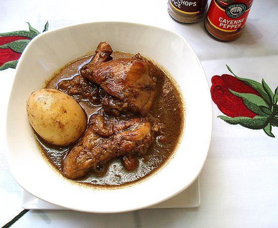 Doro Wot - Ethiopian Chicken Stew   MunatyCooking Blog Recipes ...