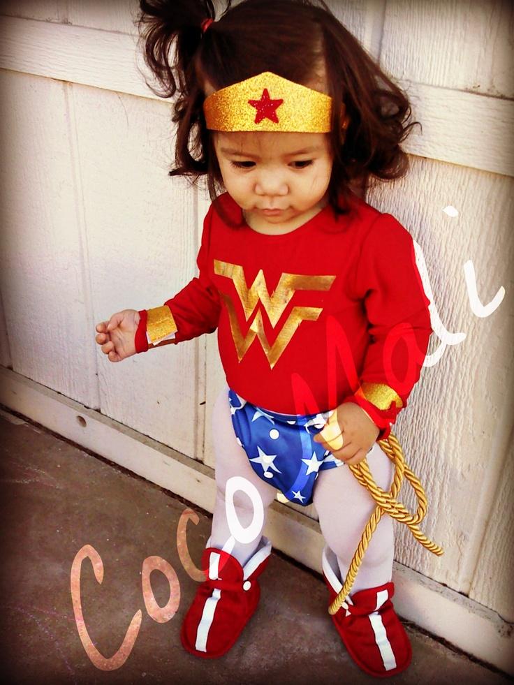 DIY wonder woman costume | Super Hero's | Pinterest