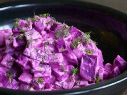 Swedish Beet and Tart Apple Salad | Food - Yum! Salads/Sides | Pinter ...