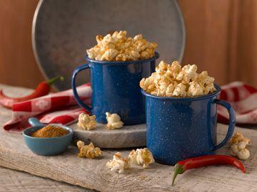 BBQ popcorn seasoning