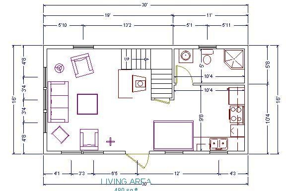 Shed design pinterest the shed build for Shed cabin floor plans
