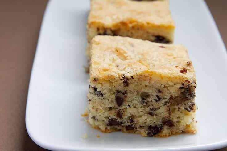 White Chocolate Brownies | Bake or Break