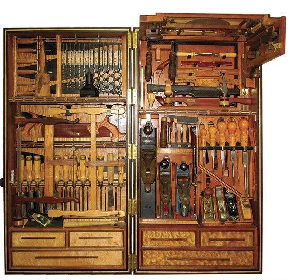 Studley Inspired Tool Chest Reader S Gallery Fine Woodworking