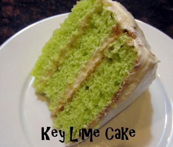 key lime key lime shamrock cake bird on a cake key lime cake with key ...