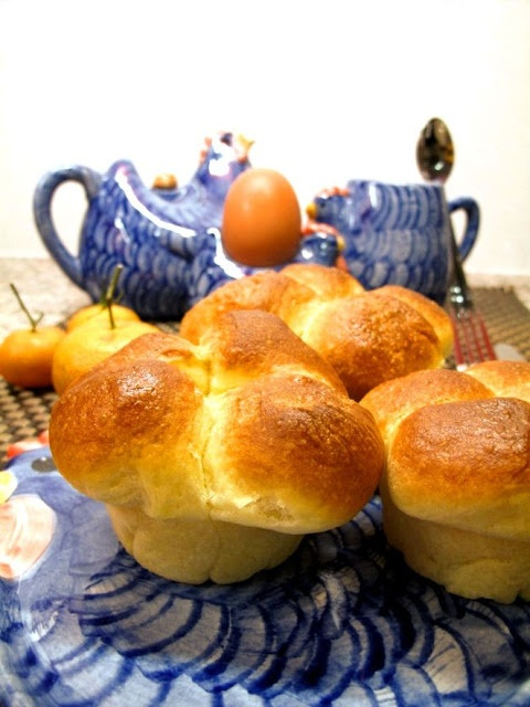 French Fridays With Dorie - Bubble-Top Brioches For last year's words ...