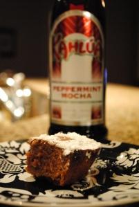 Peppermint Mocha Kahlua Brownies | Time To Bake | Pinterest