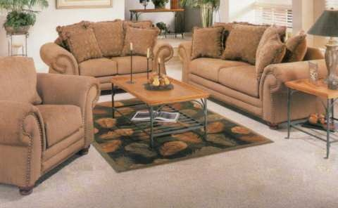 Overstuffed Living Room Furniture For The Home Pinterest