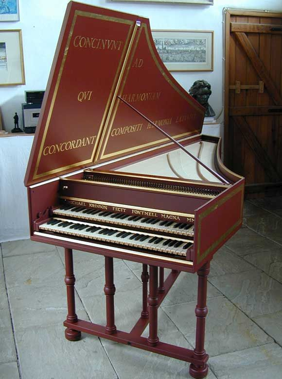 harpsichord instrument - Google Search | ♫ Music to my Ears ...