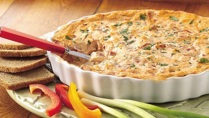 Salsa Reuben Dip | Recipe