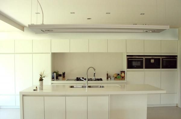 Keukens Pinterest: Keuken eiland modern consenza for. Cottage keuken ...