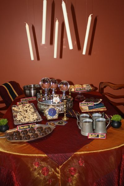 Harry Potter Party Ideas Harry Potter 26th Bday Get