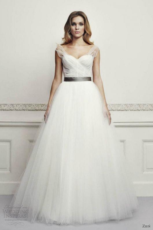 Add Straps To Strapless Wedding Gown: Wedding dress strapless ...