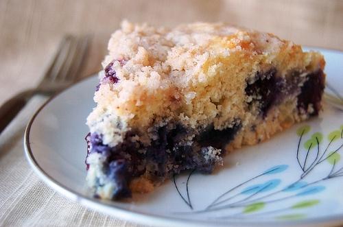 blueberry buckle | Favorite Recipes | Pinterest
