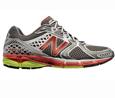 Fall 2012's Best New Running Shoes:  New Balance 1260 V2