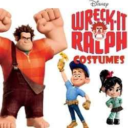 Wreck-It Ralph Costume