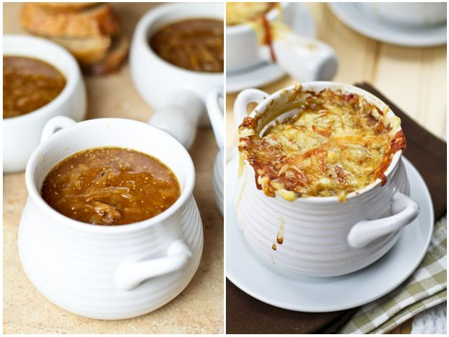 Soul Warming French Onion Soup [that will also do your body good]