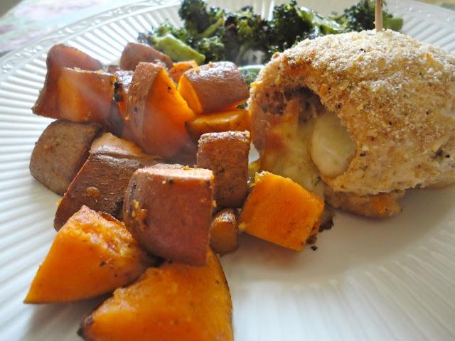 Chicken Prosciutto Rollatini! Chicken stuffed with mozzarella cheese ...