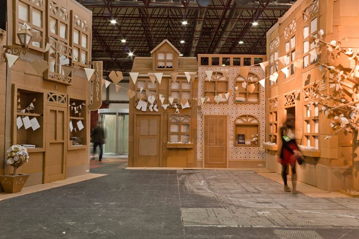 How To Build A Model City Out Of Cardboard