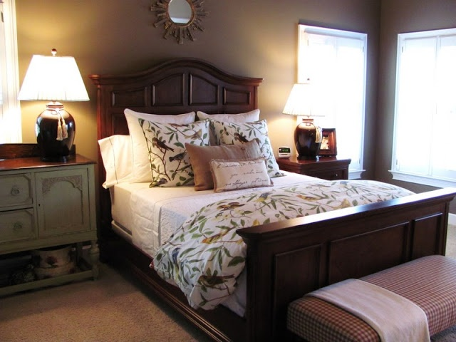 Beautiful master bedroom color my home pinterest for Beautiful master bedroom colors