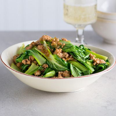 Teriyaki Chicken Bok Choy | Recipe