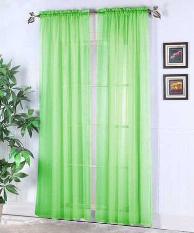 Hanging Curtains From The Ceiling Green Floral Sheer Curtains