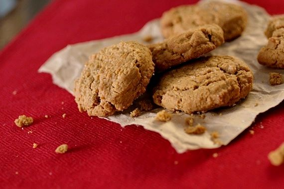 Soft and spicy gingerbread cookies. Anything with molasses and ginger ...