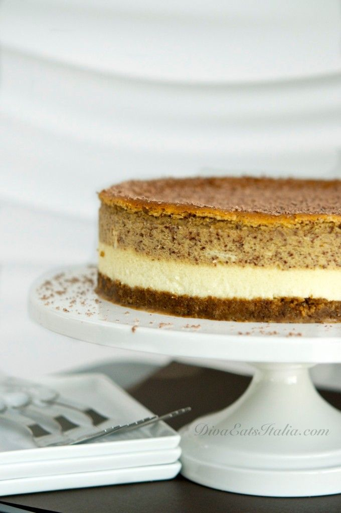 Tiramisu Cheesecake | Cheesecakes & Tortes | Pinterest