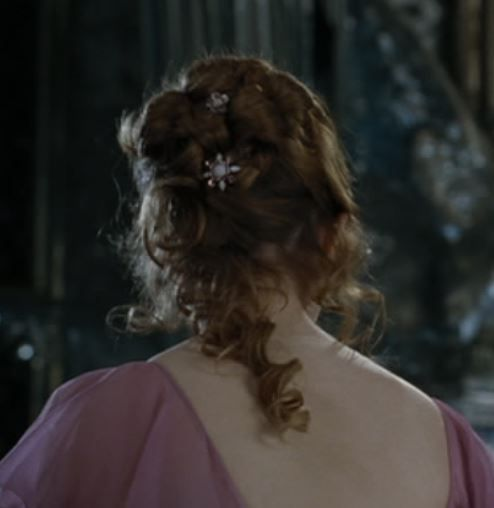 hirthick roshan krish movie hair style : Hermione Granger Yule Ball Hair Front And Back Hermione granger - yule ...