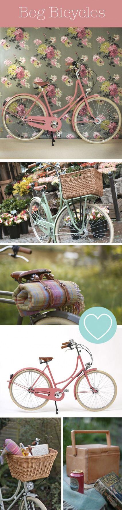 a glampy bike