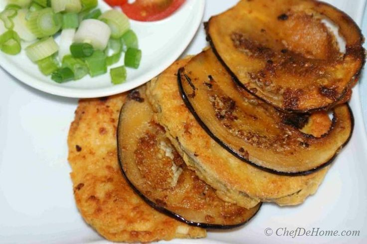 Brinjal (of eggplant or baingan) Kachri is my favorite way to cook ...