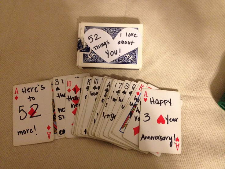 52 things i love about you cute and creative gift idea for Lisa yanowitz