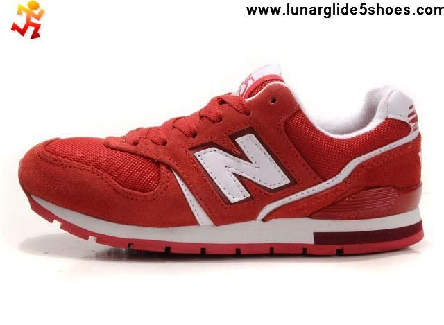 Listing New Balance NB W595RW fire Red White For Women shoes For Sale