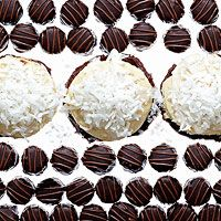 ... ... Coconut Whoopie Pies inspired by Russell Stover's Coconut Creams