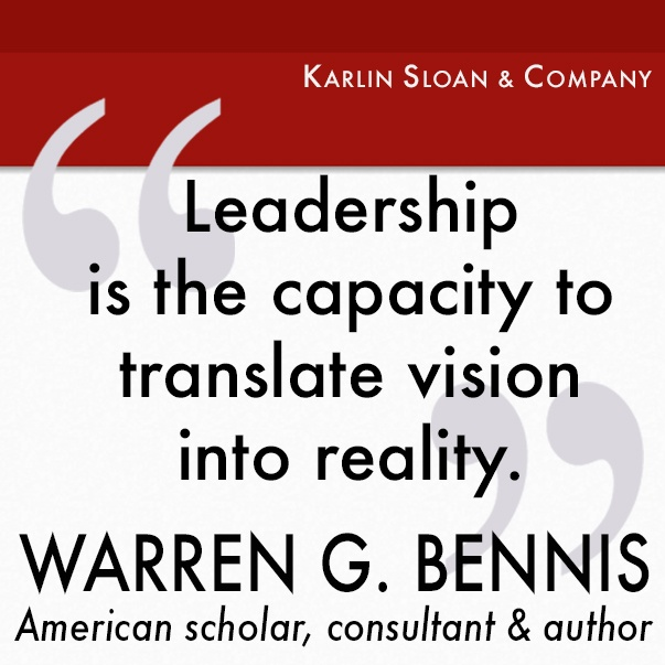 four leadership competencies from warren bennis Managing people is like herding cats: warren bennis on leadership, isbn 096349175x c « the end of leadership: exemplary leadership is impossible without full inclusion, initiatives, and cooperation of followers », organizational dynamics, 28(1), pp71-80.